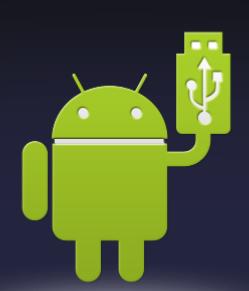 Android で端末に保存された画像や動画をPCに移行する方法