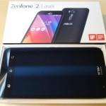「ASUS ZenFone 2 Laser」と「HUAWEI P8lite」を比較してみた