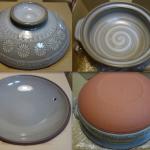 【銀峯陶器】花三島(Ginpo三島)の土鍋を購入したので、「ならし」をしてみた!
