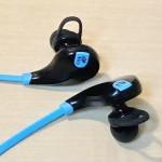 iPhone 6sでSoundPEATS(サウンドピーツ) のワイヤレス スポーツ ヘッドセットを使ってみた