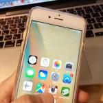 【iOS9】指が届かない操作は、簡易アクセスモードを使って片手で楽々操作