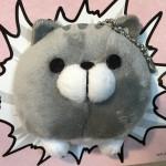もふ屋のボンレス猫・犬のぬいぐるみグッズをロフトで購入!