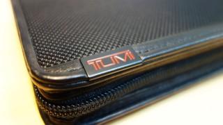 TUMI 19277 Travel Wallet(長札財布)を購入レビュー
