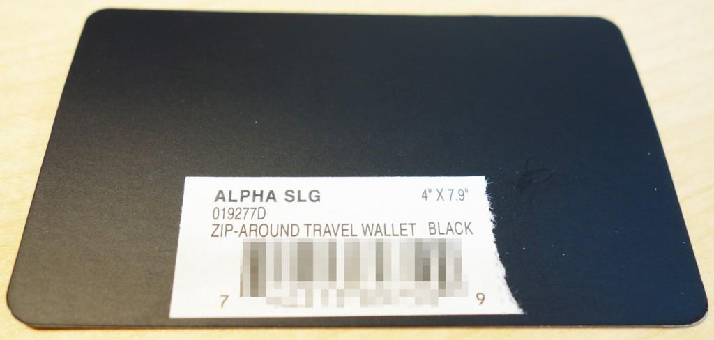 TUMI19277トラベルウォレット財布画像24