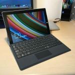 PCとしてだけでなく、タブレット端末としても使える「Surface3」を購入!