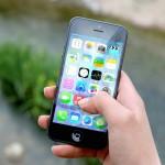 iPhoneのアプリ名の左横に表示される青丸のボタンの意味とは?