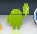 Android携帯をMacに接続してもフリーズしないようにする方法