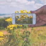 iPhoneで画面を横向きに固定する方法