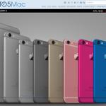 iPhone6cのモック画像が公開。いよいよ2月に発売か!?