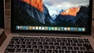 MacBook Proの2015年3月モデルの購入レビュー