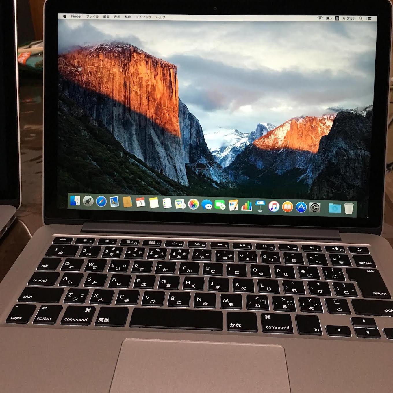 Mac(OS X)のメリットとデメリットをまとめてみた