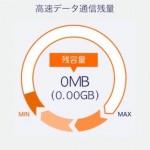 MVNOのデータ通信を使いすぎて速度制限を受けた時の実測通信速度を検証してみた