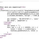 SafariやChromeで開いただけで端末がクラッシュするサイトが拡散される