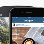 Instagramでアカウントの追加ができるようになる