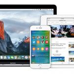 アップル社、「iOS9.3 パブリックベータ3版」と「OS X 10.11.4 パブリックベータ3版」をリリース!