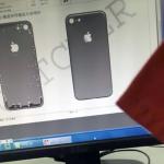 Dライン廃止は確定的!?iPhone7のCAD画像が公開される