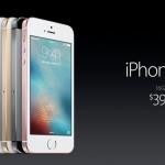 iPhoneSE発表 5sの見た目と6sの性能で3月31日発売 予約は24日より