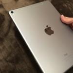 9.7インチのiPad Proの外観デザイン・質感・使い心地をレビューする!