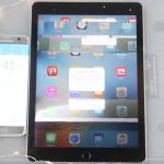 9.7インチのiPad Proの落下実験・水没実験の様子が動画で公開される