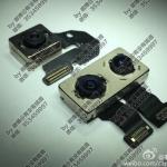iPhone7シリーズで搭載予定と噂のデュアルカメラのモジュール写真が公開される