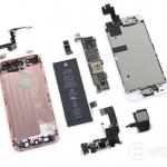 iPhoneSEの部品の多くはiPhone6sと同じことが判明 iPhoneSEの分解レビューが続々投稿