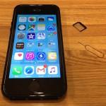 iPhoneSE(iOS9.3.1)にmineoの音声SIMを入れてデータ通信・音声通話・SMSを利用できた話