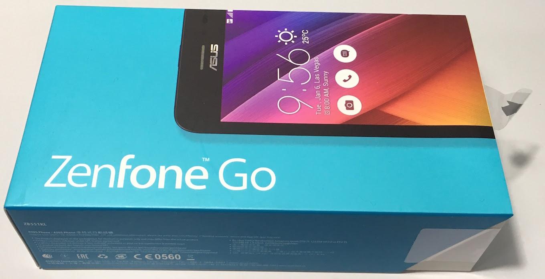 ZenFone Go 実機レビュー テザリング可能、2万円でも性能十分。格安SIMのmineoも使える