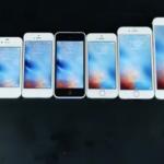 歴代iPhone全てを対象としたSpeed Testを行う動画が公開される!