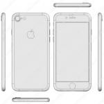 iPhone7ではイヤホンジャック廃止され、PlusのみにSmart Connector搭載か?CAD画像が公開