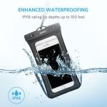 Anker、IPX8規格の完全防水ケースを発売!価格はAmazonで999円