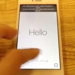 iPhoneが操作できない!iPhoneのスライド/タップ操作ができなくなった時の対処法