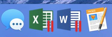 mac-dock_excel_word