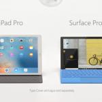 Appleに対抗?米Microsoft社、Surface Pro 4がiPad Proを挑発するCMを公開