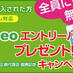 ムスビーで対象端末を購入すると、mineoのエントリーパッケージを無料でGETできる!