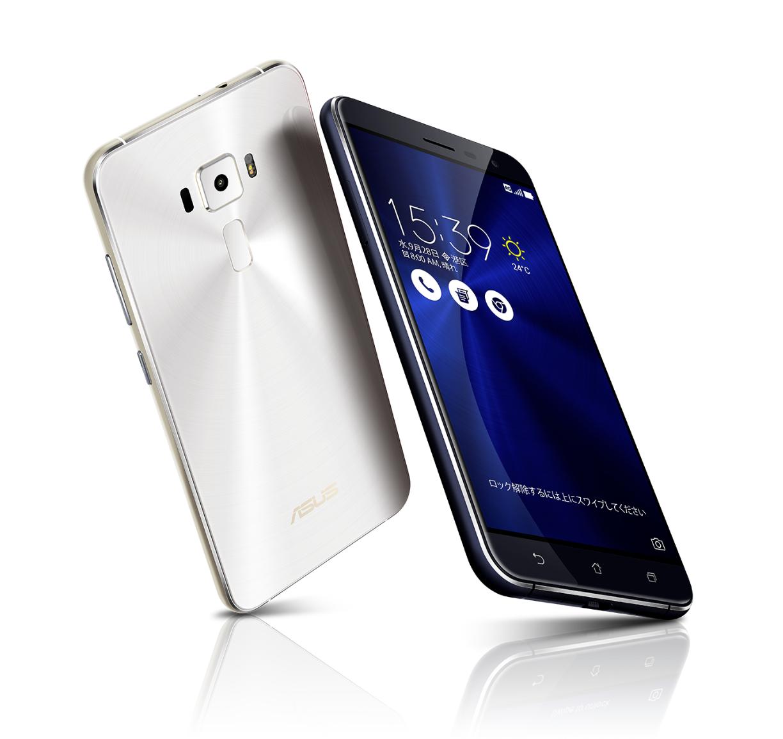ASUS、ZenFone3/3 Deluxeの国内販売開始を発表!発売は10/7、価格は3万9,800円から
