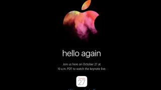 【決定】Appleがスペシャルイベントを10月27日に開催すると発表!