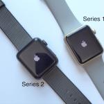 Apple Watch Series1/2の操作スピードを比較する動画が公開!結果に大きな差はなし