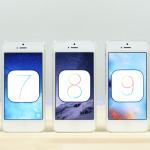 iOS6以降の操作スピードを比較する動画が公開!カメラやSiriの反応速度はiOS10が1位
