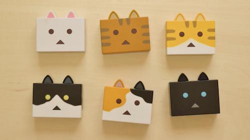 cheero、可愛いだけじゃなく高機能な猫型モバイルバッテリーを発売!価格は2,950円