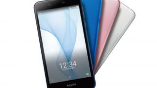 UQmobile、IGZOディスプレイ搭載のAQUOS Lを12月8日に発売!一括購入で34,900円