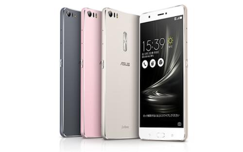 UQmobile、ZenFone 3 Ultraを12月9日に発売!端末代金は49,800円